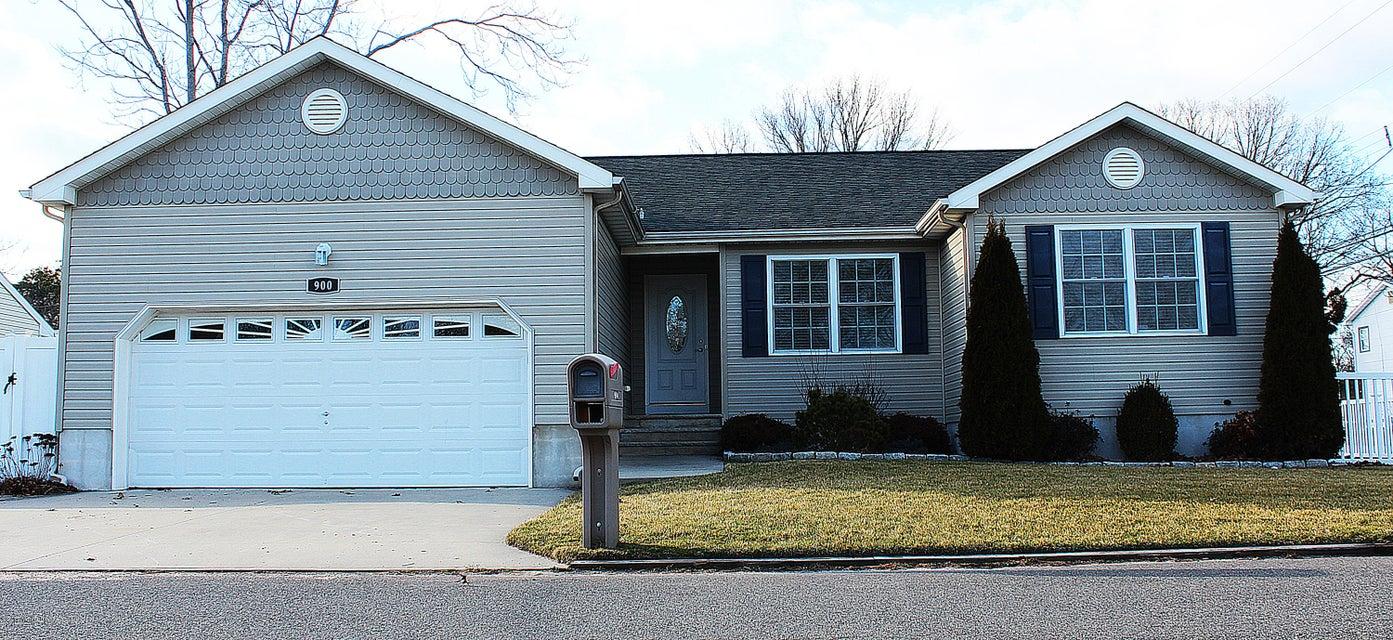 独户住宅 为 销售 在 900 Mermaid Avenue Beachwood, 08722 美国