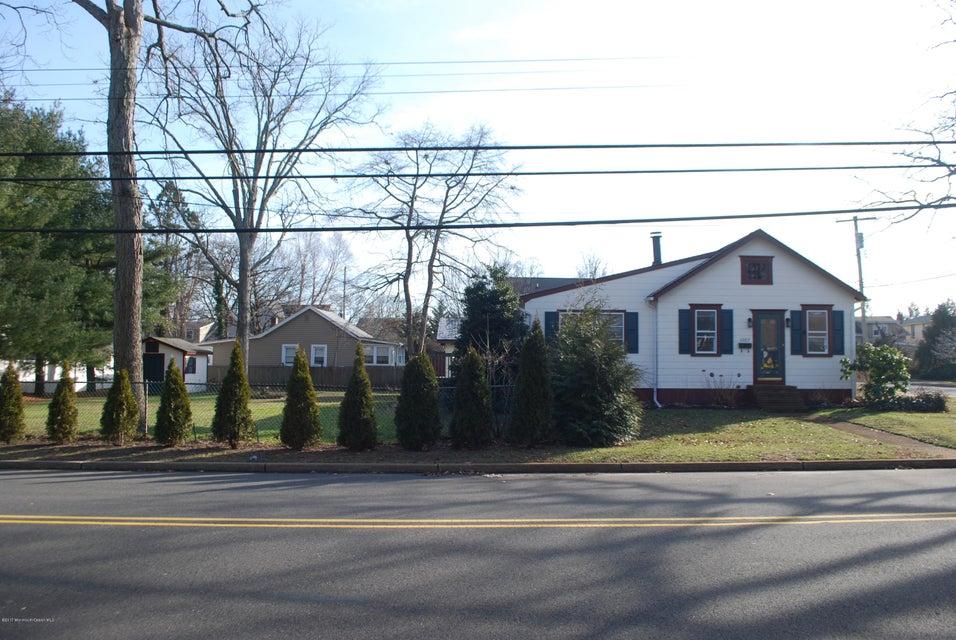 独户住宅 为 销售 在 1007 Curtis Avenue 西贝尔马尔, 新泽西州 07719 美国