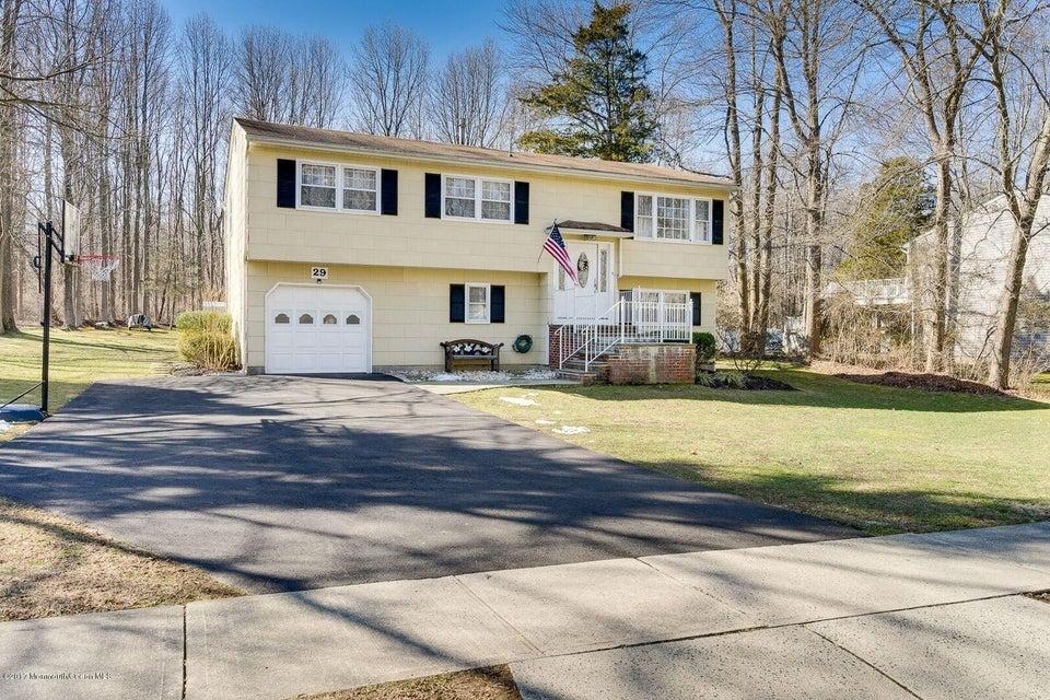独户住宅 为 销售 在 29 Lake Drive Roosevelt, 新泽西州 08555 美国