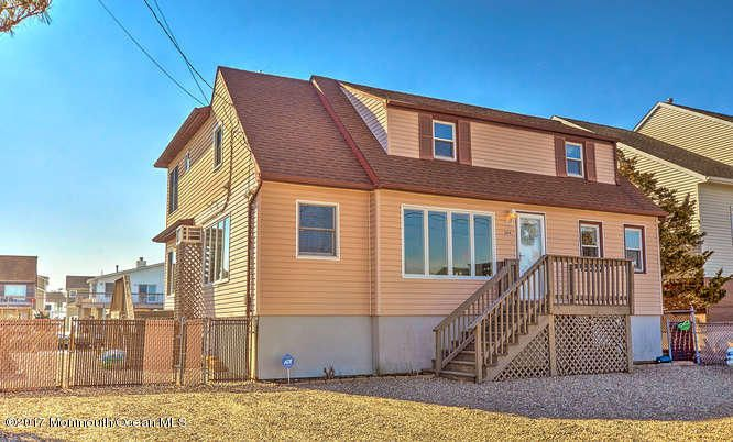 Maison unifamiliale pour l Vente à 364 Morris Boulevard Beach Haven West, New Jersey 08050 États-Unis