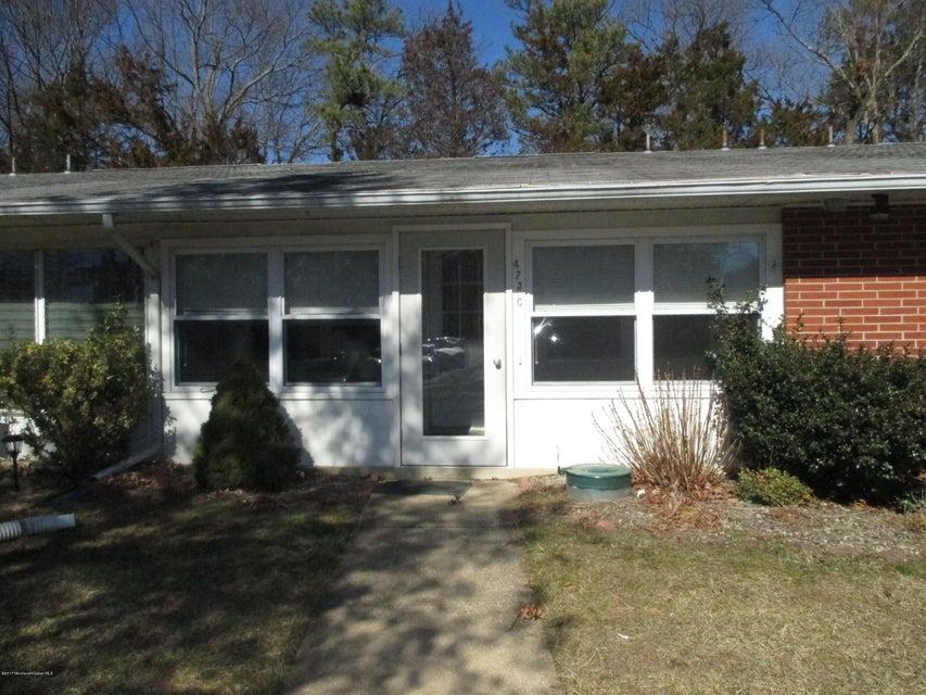 Maison unifamiliale pour l à louer à 473c Thornbury Court Lakewood, New Jersey 08701 États-Unis