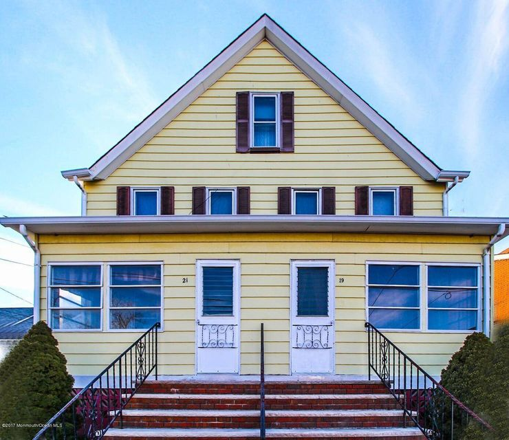 Multi-Family Home for Sale at 19-21 Robert Street South River, New Jersey 08882 United States