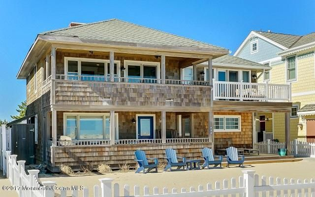 Single Family Home for Sale at 802 Ocean Avenue Lavallette, 08735 United States