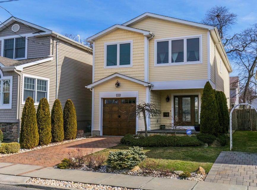 独户住宅 为 销售 在 1828 Fernwood Road 科摩湖, 07719 美国