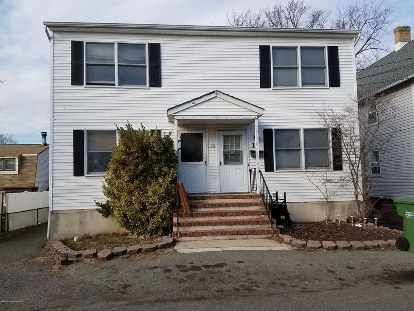 Single Family Home for Rent at 13 Haag Street Sayreville, New Jersey 08872 United States