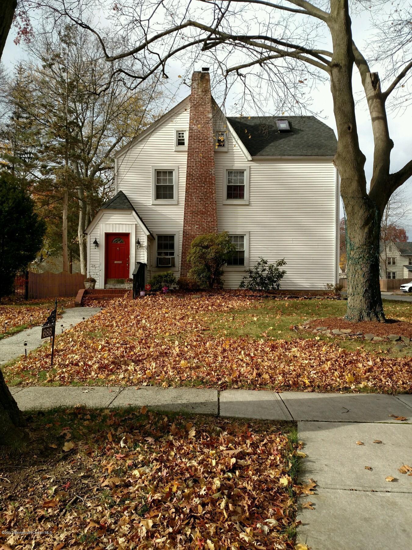 Maison unifamiliale pour l Vente à 684-88 Sheridan Avenue Plainfield, New Jersey 07060 États-Unis