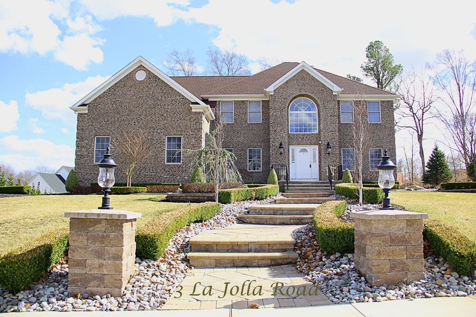 Single Family Home for Sale at 3 La Jolla Road Old Bridge, New Jersey 08857 United States
