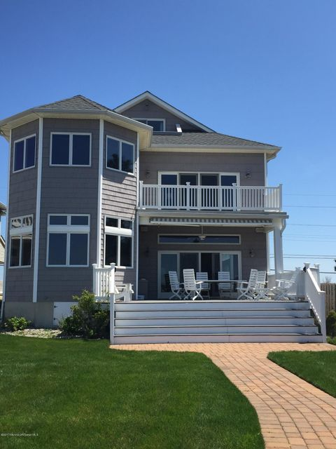 Single Family Home for Sale at 744 Ocean Avenue Sea Bright, New Jersey 07760 United States