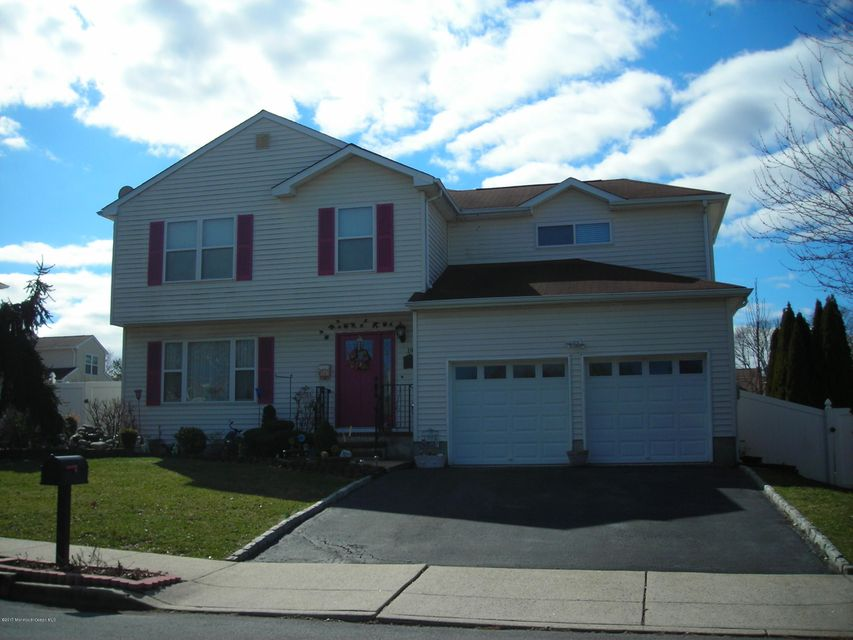 Single Family Home for Sale at 19 Stemler Drive Cliffwood, New Jersey 07721 United States