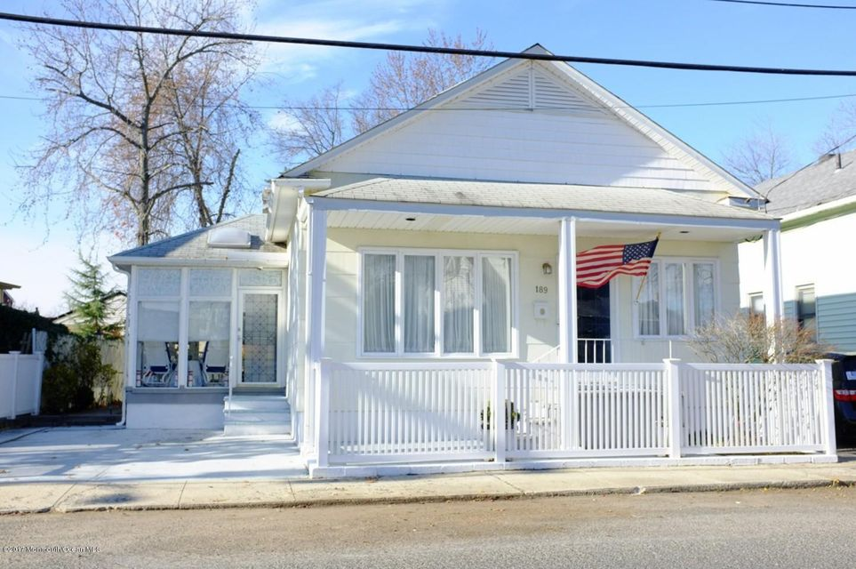 Single Family Home for Sale at 189 Myrtle Avenue Keansburg, 07734 United States
