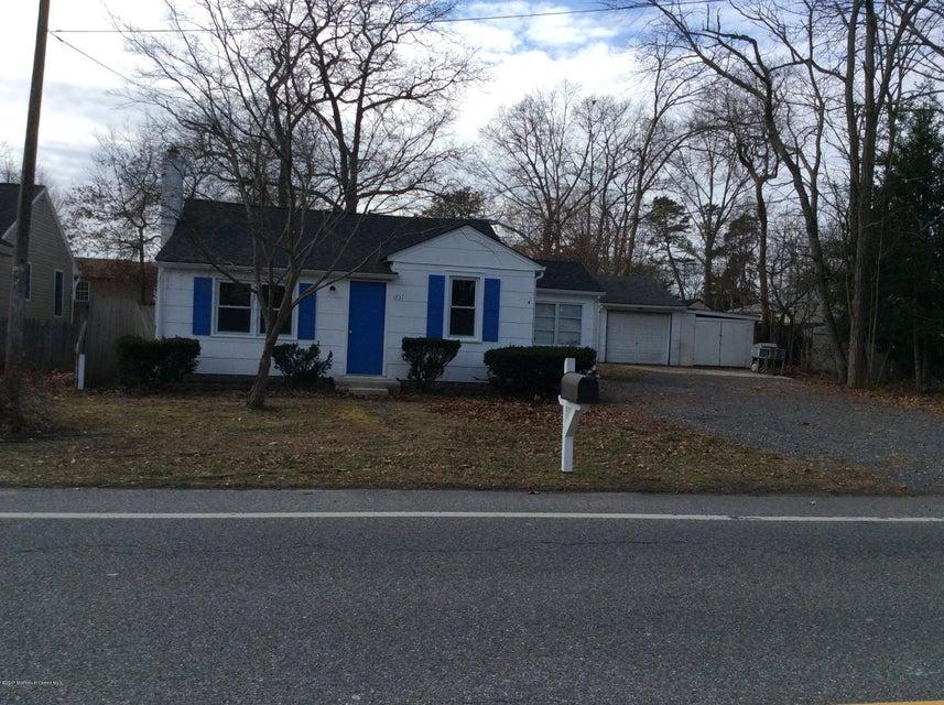 独户住宅 为 出租 在 1731 Lakeside Drive Forked River, 新泽西州 08731 美国