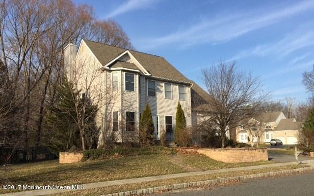 独户住宅 为 销售 在 22 Northgate Drive 英语城, 07726 美国