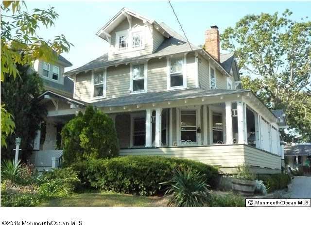独户住宅 为 出租 在 308 Lareine Avenue 布兰德利海滩, 07720 美国