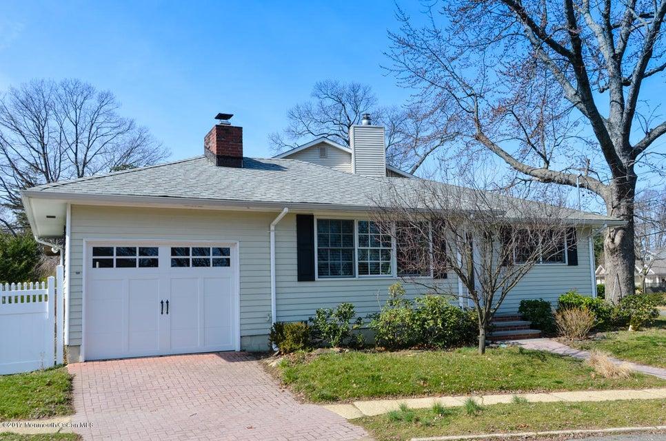 独户住宅 为 出租 在 10 Riverview Avenue 拉姆森, 新泽西州 07760 美国