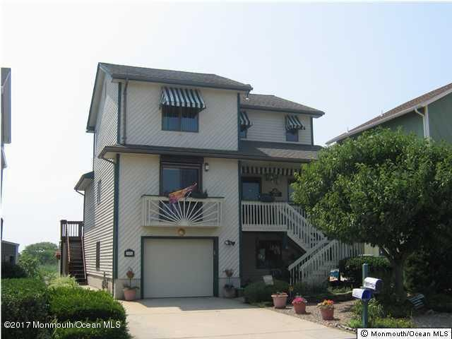 Single Family Home for Sale at 1456 Bayview Avenue South Seaside Park, New Jersey 08752 United States
