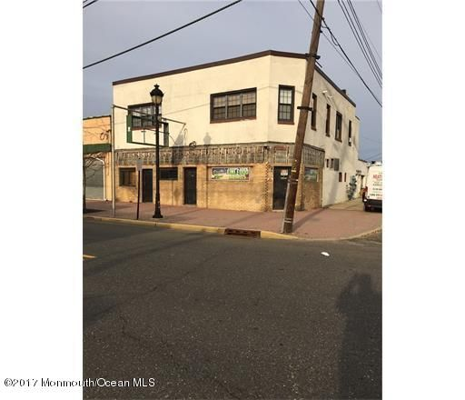 Commercial for Sale at 34 Carr Avenue Keansburg, New Jersey 07734 United States