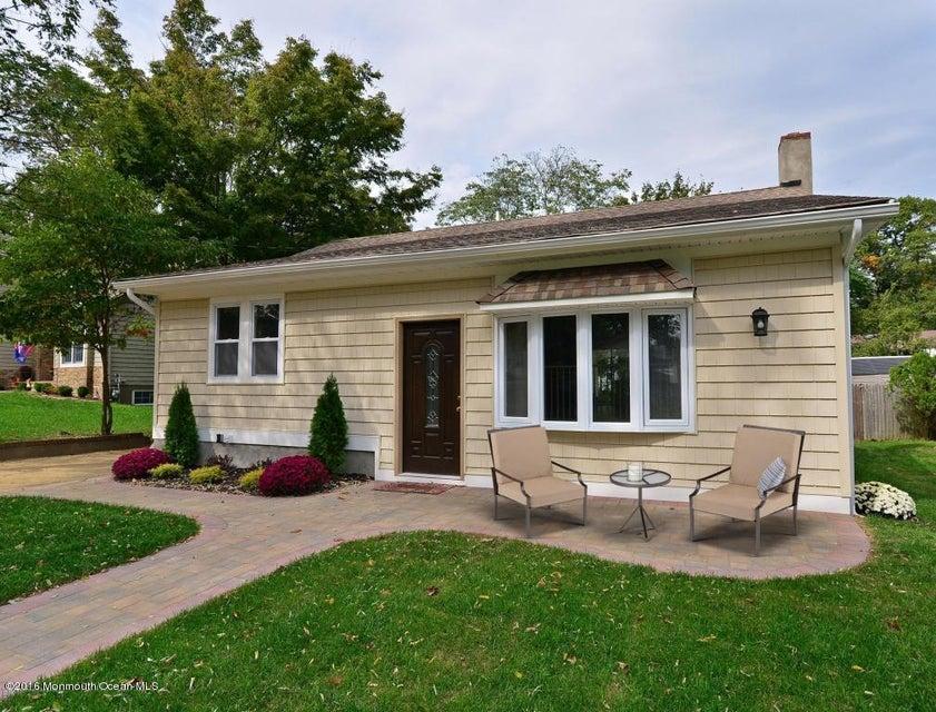独户住宅 为 出租 在 535 Lincoln Avenue Oakhurst, 07755 美国