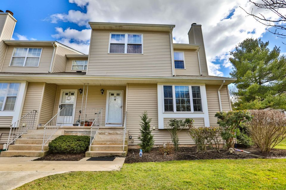 Single Family Home for Sale at 85 Freemont Court Franklin, New Jersey 08808 United States