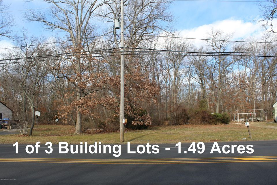 Land for Sale at 3444 Ridgeway Road Manchester, 08759 United States