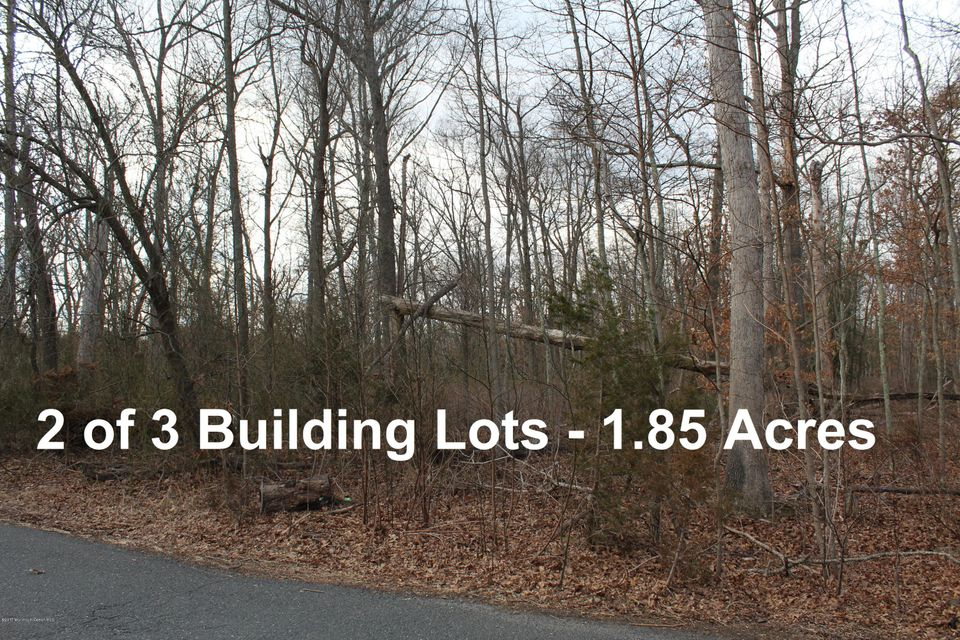Land for Sale at 3105 Quarry Road Manchester, New Jersey 08759 United States