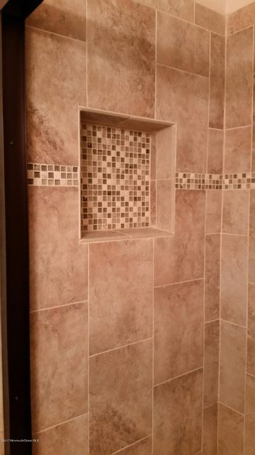 tile detail in mbth shower