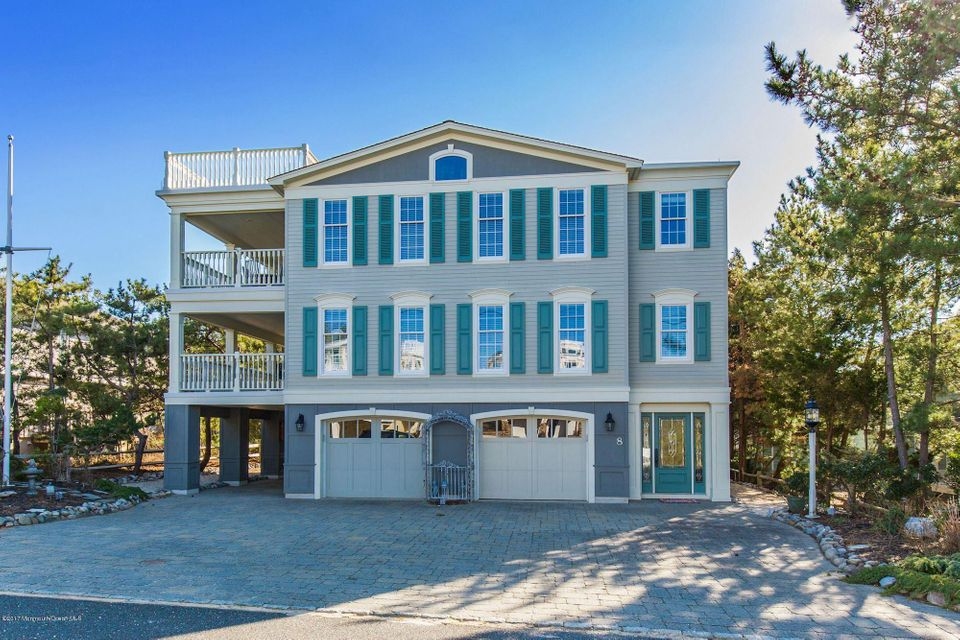 Single Family Home for Sale at 8 84th Street Harvey Cedars, New Jersey 08008 United States