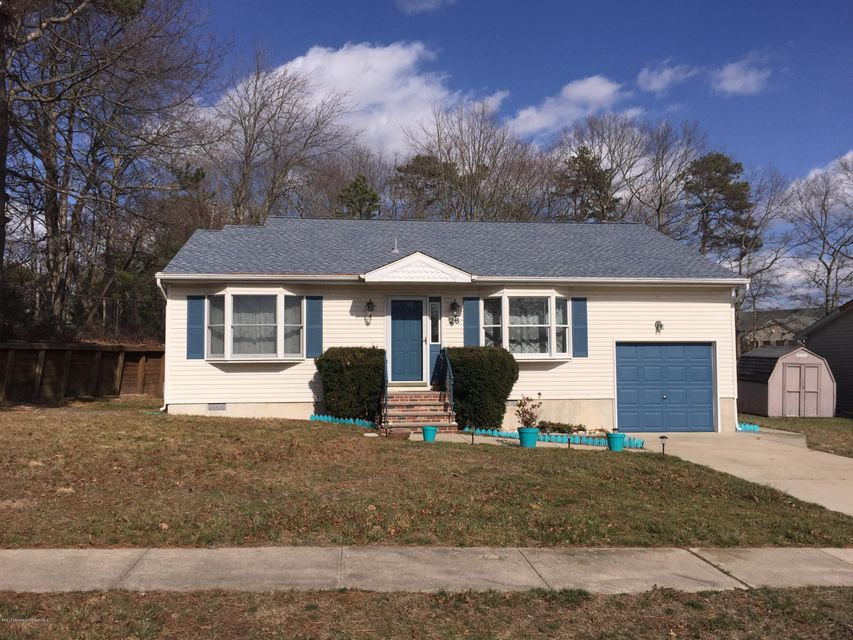 Single Family Home for Rent at 26 High Ridge Road Little Egg Harbor, New Jersey 08087 United States