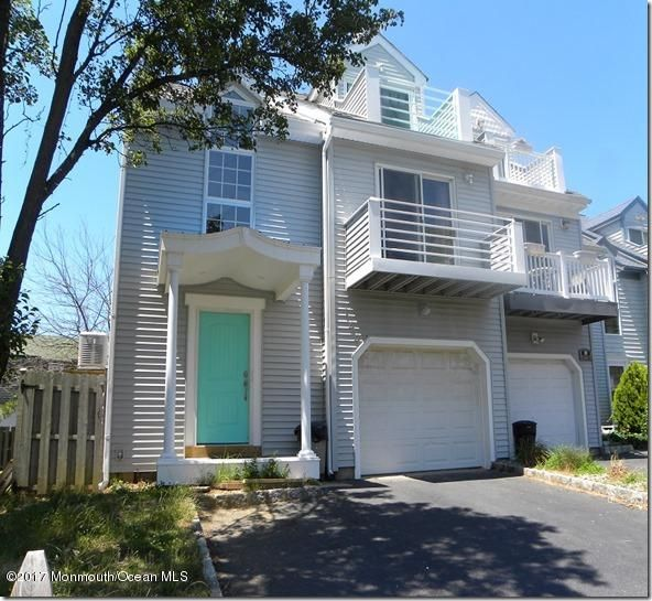 Condominio por un Alquiler en 144 Marina Bay Court Highlands, Nueva Jersey 07732 Estados Unidos