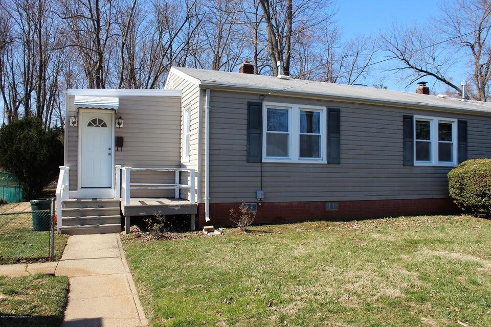 Maison unifamiliale pour l Vente à 162 Belshaw Avenue Shrewsbury Township, New Jersey 07724 États-Unis