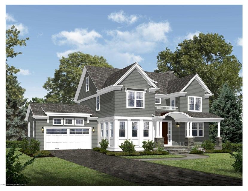 独户住宅 为 销售 在 515 Crescent Parkway Sea Girt, 08750 美国