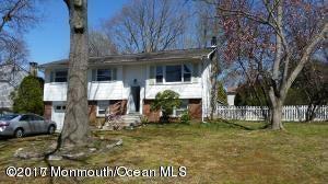 Maison unifamiliale pour l à louer à 552 Duchess Court Toms River, New Jersey 08753 États-Unis