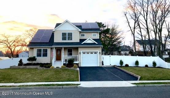 Casa Unifamiliar por un Venta en 85 Riverdale Avenue Neptune City, Nueva Jersey 07753 Estados Unidos