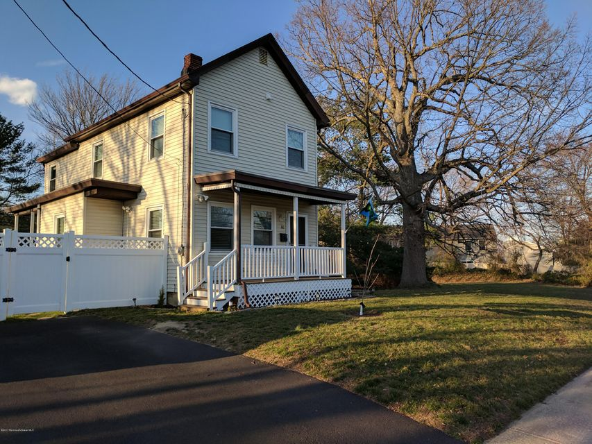 Single Family Home for Sale at 60 Cliffwood Avenue Cliffwood, New Jersey 07721 United States