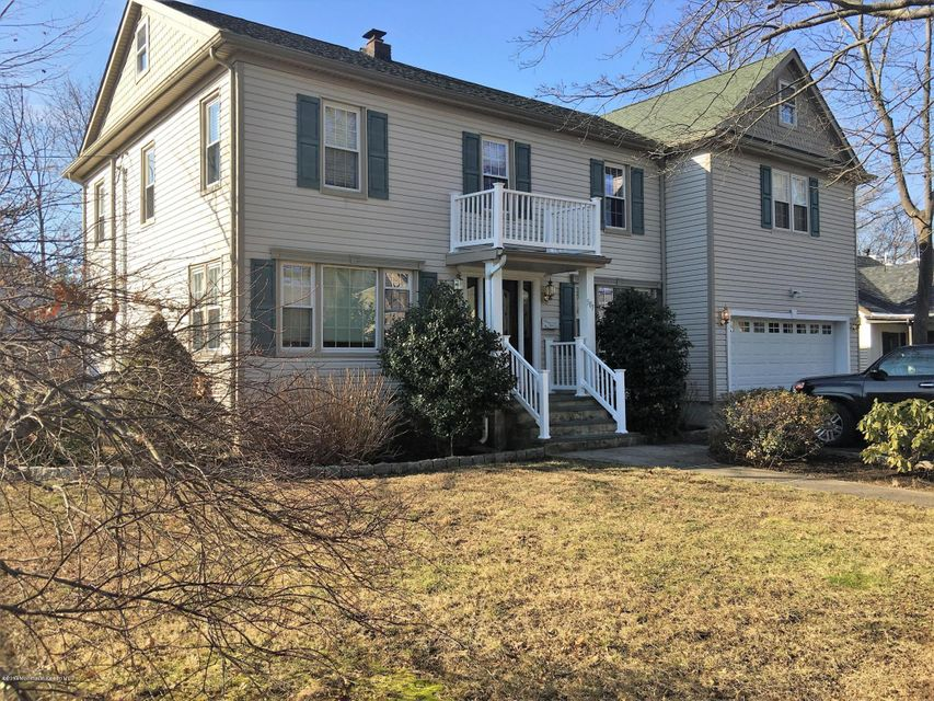 Maison unifamiliale pour l à louer à 587 Branch Avenue Little Silver, New Jersey 07739 États-Unis