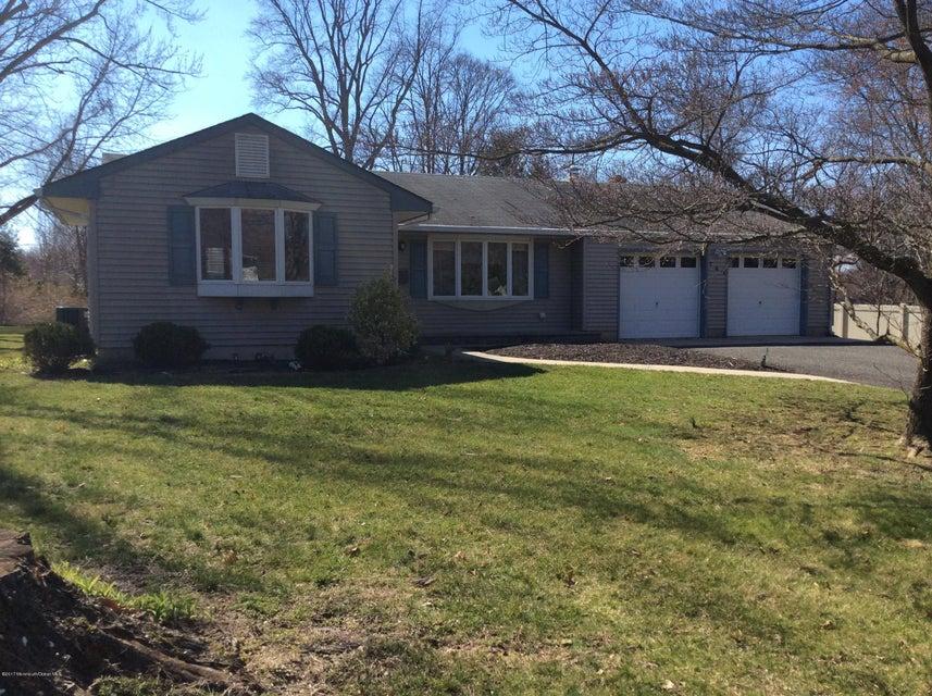 Casa Unifamiliar por un Venta en 741 Hopping Road Belford, Nueva Jersey 07718 Estados Unidos