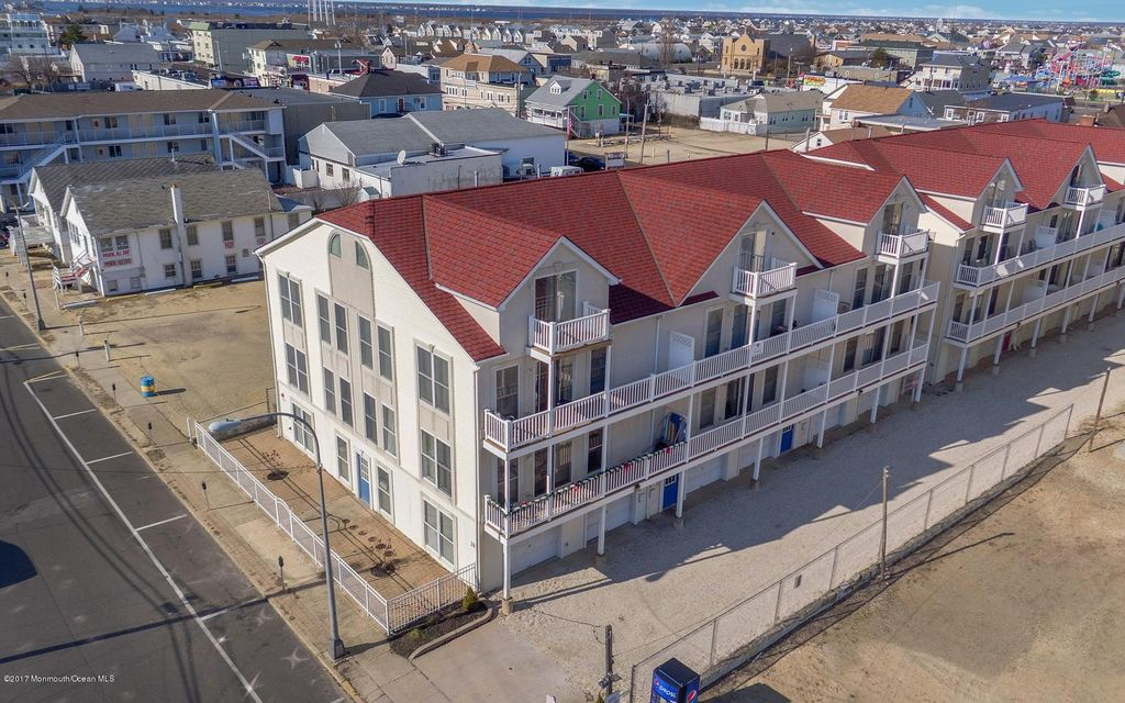 Condominium for Rent at 32 Webster Avenue Seaside Heights, New Jersey 08751 United States