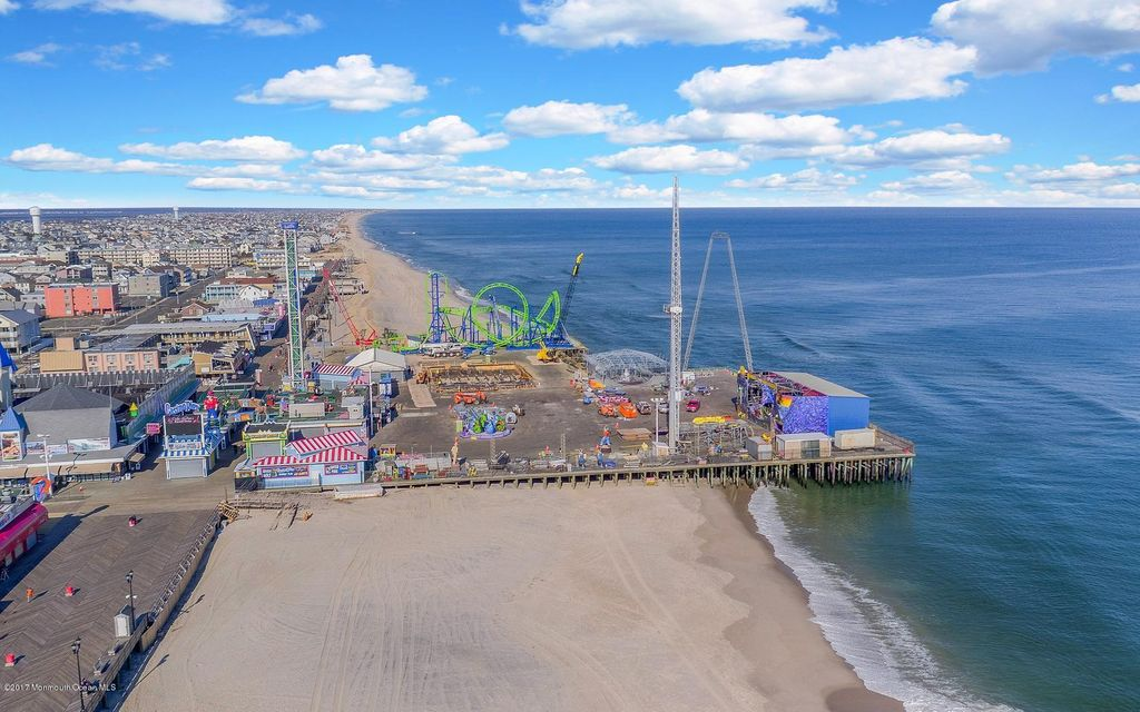 Condominium for Rent at 21 Blaine Avenue Seaside Heights, New Jersey 08751 United States