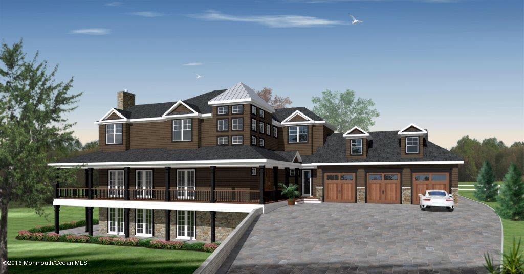 Casa Unifamiliar por un Venta en 88 Wigwam Road Locust, Nueva Jersey 07760 Estados Unidos