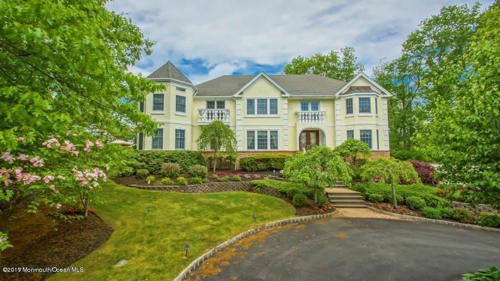 Single Family Home for Sale at 3402 Round Hill Court Wall, New Jersey 07719 United States