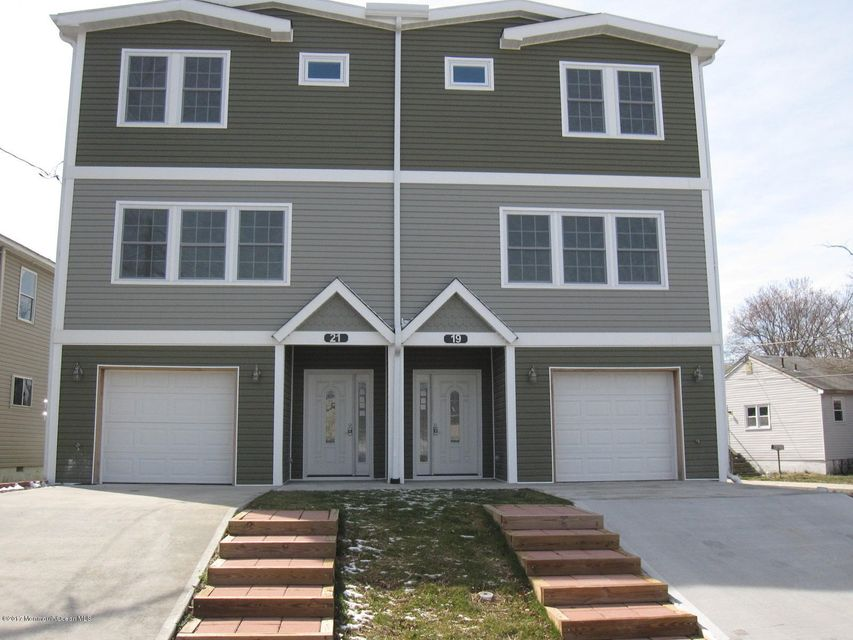 Condominium for Rent at 19 Seawood Avenue Keansburg, New Jersey 07734 United States