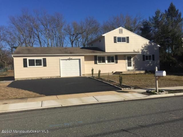 Single Family Home for Rent at 56 Western Drive Howell, New Jersey 07731 United States