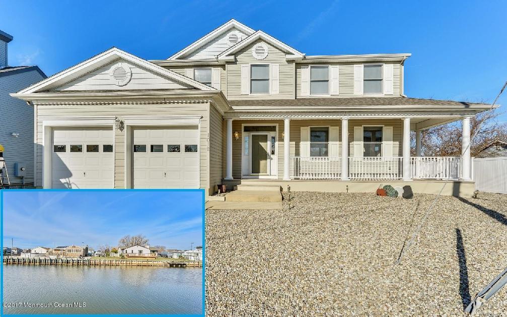 Casa Unifamiliar por un Venta en 1012 Peaksail Point Lanoka Harbor, Nueva Jersey 08734 Estados Unidos