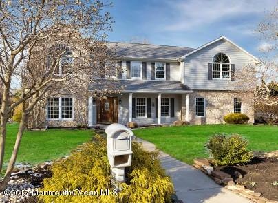 Maison unifamiliale pour l Vente à 49 Hamilton Avenue Leonardo, New Jersey 07737 États-Unis