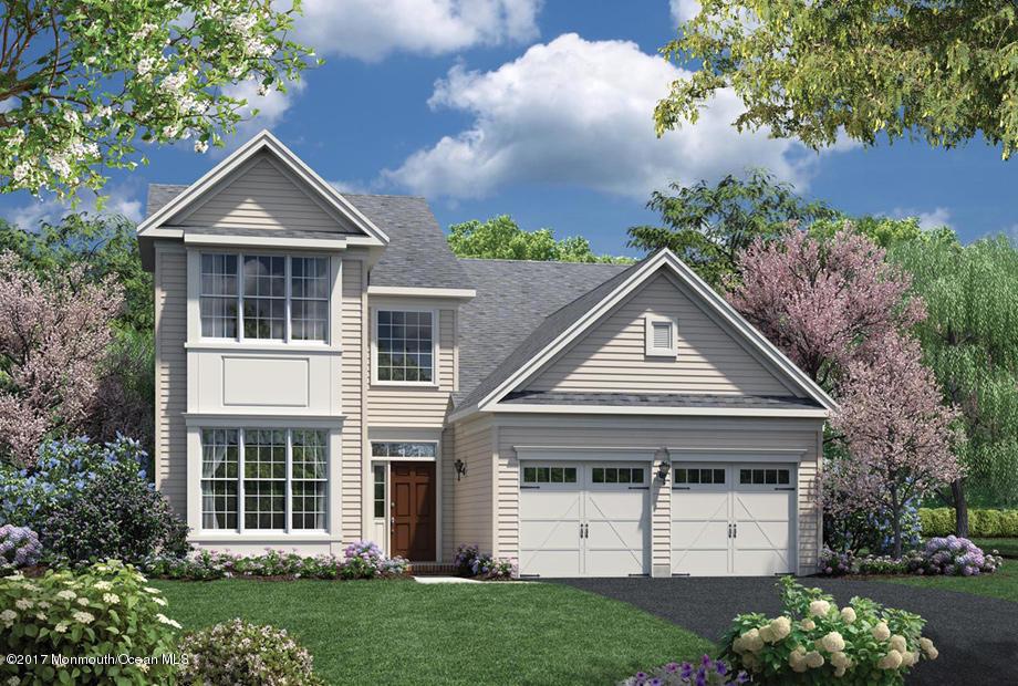 独户住宅 为 销售 在 118 Sunset Court 廷顿瀑布市, 07724 美国