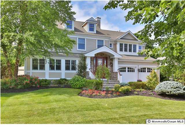 独户住宅 为 出租 在 508 Boston Boulevard 508 Boston Boulevard Sea Girt, 新泽西州 08750 美国