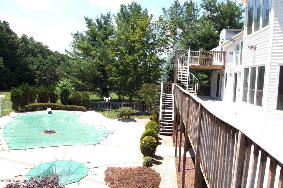 Maison unifamiliale pour l à louer à 14 Victorian Hill Manalapan, New Jersey 07726 États-Unis