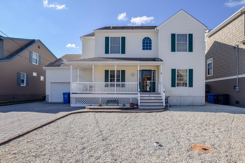 Maison unifamiliale pour l Vente à 51 Muriel Drive Beach Haven West, New Jersey 08050 États-Unis