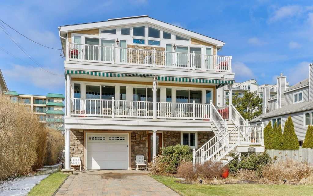 Single Family Home for Sale at 272 Ocean Avenue Long Branch, 07740 United States
