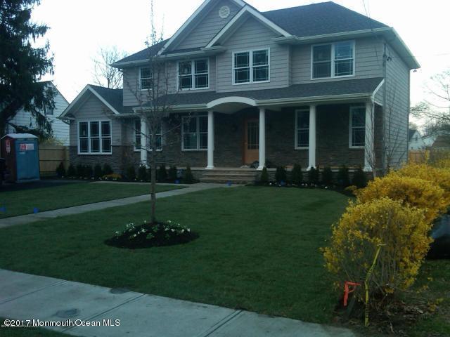 独户住宅 为 出租 在 891 Norwood Avenue Elberon, 新泽西州 07740 美国