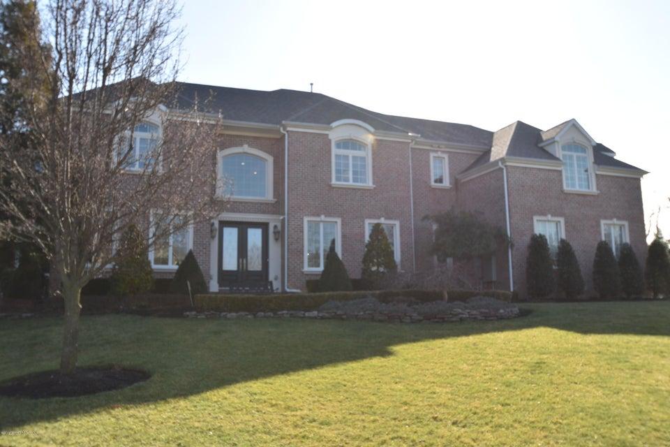 独户住宅 为 销售 在 6 Weston Way 朗布兰奇, 07764 美国